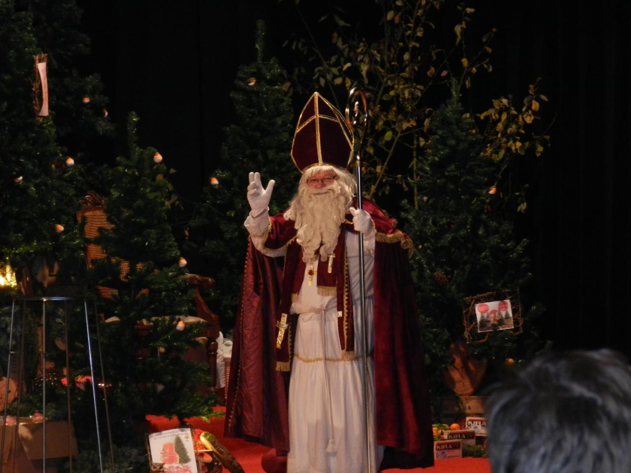Gemboux 2014 Animation Saint Nicolas