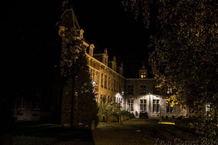 chateau de Bivort